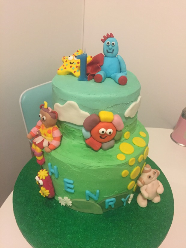 In the Night Garden – Cakes with Benefits